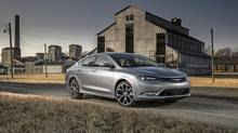 The Chrysler 200's engineering reflects the influence of the Italian and the American sides of Fiat Chrysler. (Fiat Chrysler Automotive)