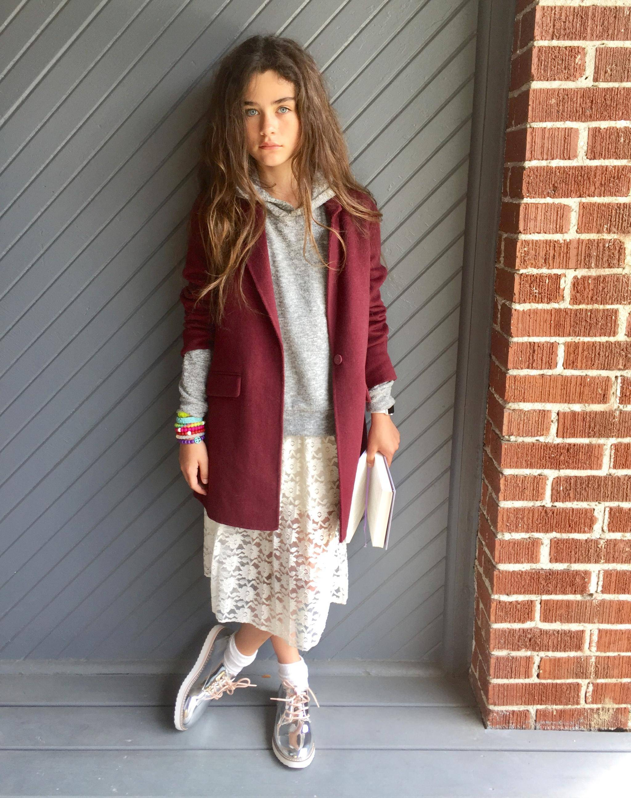 Fashion Forward Kids Share Their Back To School Looks