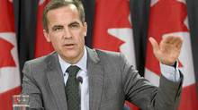 Bank of Canada Governor Mark Carney (Adrian Wyld)
