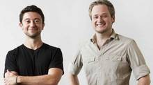 Lenny Rachitsky, left, and Beau Haugh, co-founders of Localmind (EVA BLUE/COURTESY OF LOCALMIND)