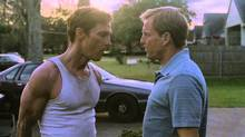 True Detective is an homage to Heart of Darkness, one set in the American South of today.