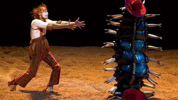 Cirque du soleil artist dies during show the globe and mail for Ka chentapete