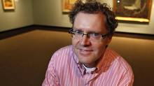 Curator and Author Ross King (Deborah Baic/The Globe and Mail)