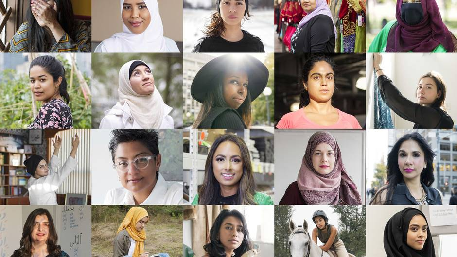 Women Of The Middle East 1