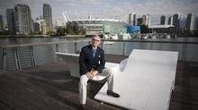 Brian Jackson, Vancouver's general manager of planning and development, is photographed at the Olympic Village in Vancouver, British Columbia, Tuesday, July 22, 2014. (Rafal Gerszak for The Globe and Mail)