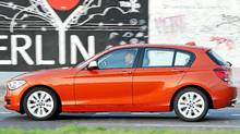 The 2012 1-Series is the remake of the little Bimmer line launched in 2004. (BMW)