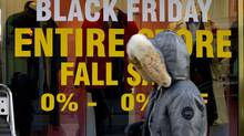 The stampede of U.S. retailers into a country of only 35 million people has littered the landscape with new stores. (Deborah Baic/The Globe and Mail)
