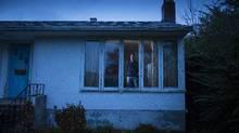 David Lloydsmith at his home on November 29, 2013. (John Lehmann/The Globe and Mail)
