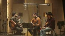 Directed and written by Joel and Ethan Coen, Inside Llewyn Davis, based on Dave Van Ronk's posthumous memoir, portrays the Bob Dylan-era Greenwich Village folk scene of the early sixties. (CBS Films)