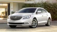 The 2015 Buick LaCrosse. (Buick.com)