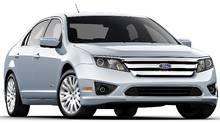 2011 Ford Fusion Hybrid (Ford Ford)