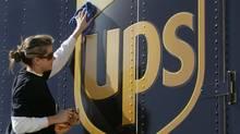 UPS. (Bill Haber/AP/Bill Haber/AP)