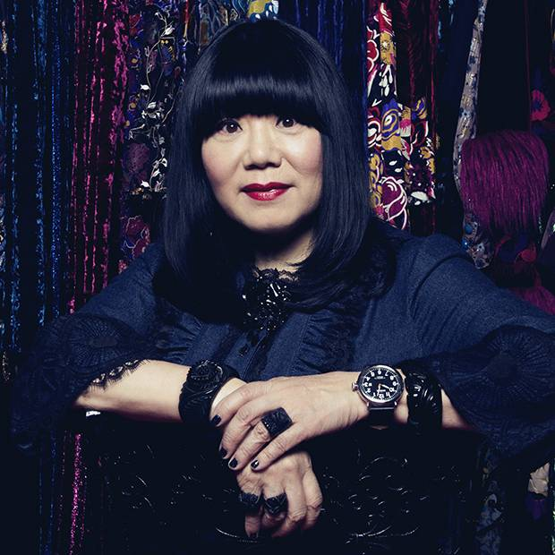 Anna Sui says independence has been key to her longevity, but it has also presented some challenges.