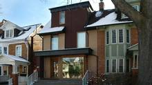 Deer Park, Toronto home designed by Rudy Bortolamiol. (Massimo Bortolamiol/Massimo Bortolamiol)