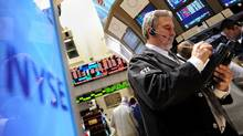 Nasdaq is offering $42.50 (U.S.) a share for NYSE. (STAN HONDA/AFP/Getty Images)
