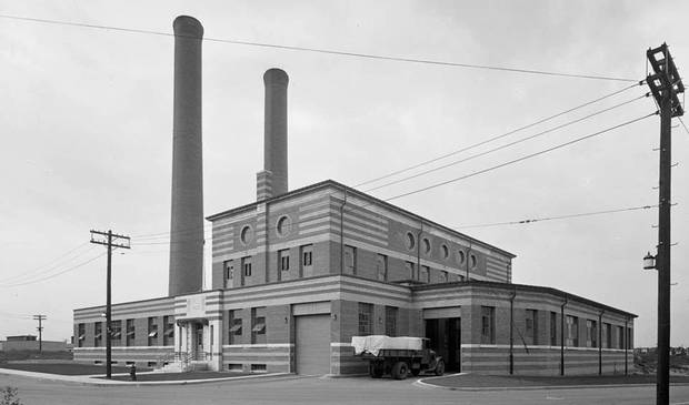 The Symes Road Destructor, c. 1936.