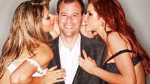 Noel Biderman knows how to sell his brand: his AshleyMadison website currently boasts more than 4.5 million aspiring cheaters. He's not one of them, of course. (Photographer: paulbuceta.com)