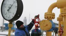 Gazprom has long had a near-stranglehold on gas supplies to Western and Eastern Europe. That's not the case any longer. (SERGEJ VASILJEV/REUTERS)