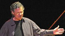 Chick Corea introduces his trio at Massey Hall, October 5, 2010. (J.P. MOCZULSKI/J.P. Moczulski / The Globe and Mail)