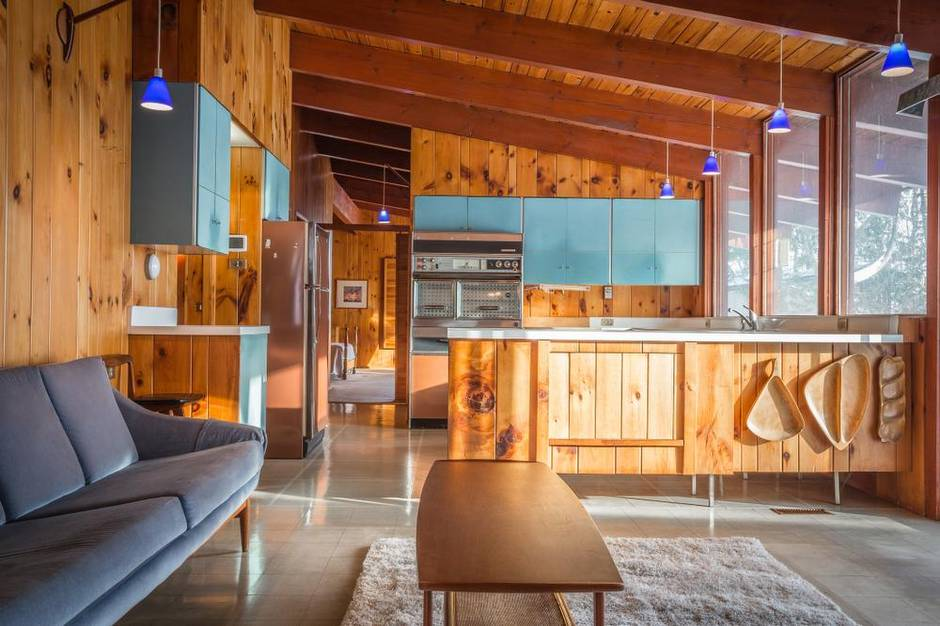 Kempenfelt cool A 1960s home straight out of Mad Men The Globe