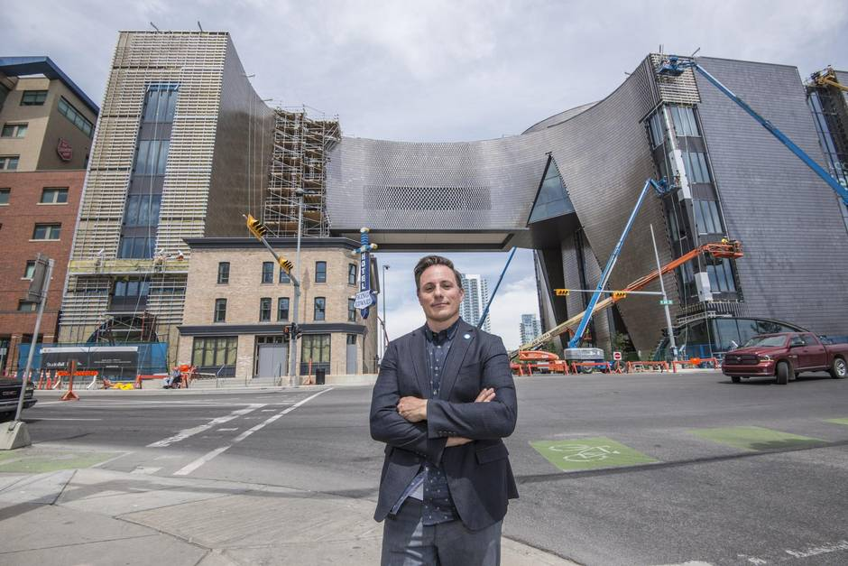 Calgary's National Music Centre is a multi-purpose monument to Canadian  music - The Globe and Mail