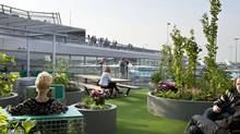 Amsterdam Airport Schiphol opens world's first 'Airport Park'