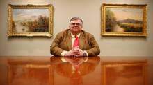 Agustin Carstens, governor of the Bank of Mexico, has been in favour of an interest rate cut for some time. (Dave Chan For The Globe and Mail)