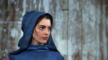 Anne Hathaway in Les Miserables. (AP/Universal Pictures)