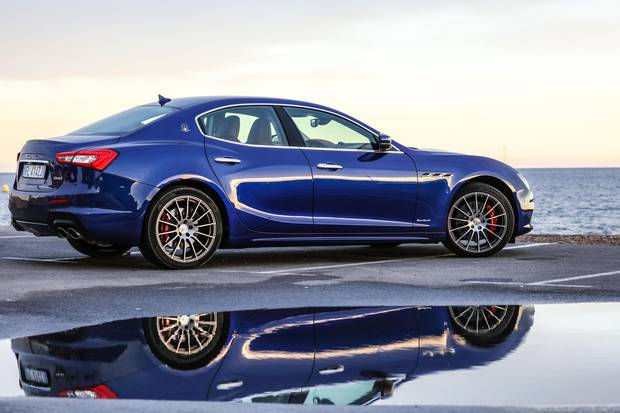 Used Maserati Ghibli >> Review: 2018 Maserati Ghibli is a refresh that could signal greater things - The Globe and Mail