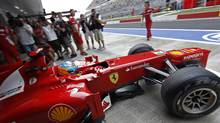 CPPIB has invested $400-million in Formula One Group. (Adnan Abidi/Reuters)