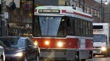 Transit rides will be free for 12 hours starting at 7 p.m. on Dec. 31, 2013. (Deborah Baic/The Globe and Mail)