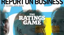 Report on Business Magazine cover - November 2012 (Dominic Macri/The Globe and Mail)