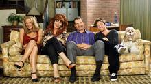 "Fox's ""Married... with Children"" was an early hit for the network. (FOx)"