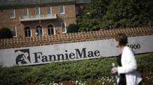 The headquarters of mortgage lender Fannie Mae is shown in Washington September 8, 2008. (JASON REED/Reuters)