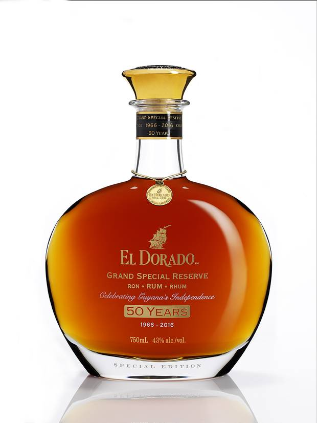 Pass: El Dorado Grand Special Reserve, a blend of rums aged 33 to 50 years, including special aged pot still rums. Price: $3,500.
