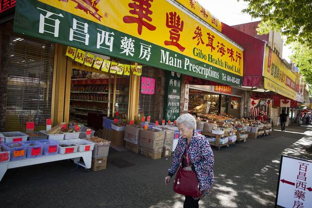 Residents fear a gentrifying path of condos will erase the 'heart and soul' of Vancouver's Chinatown.