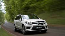 2013 Mercedes-Benz GL (Mercedes-Benz)