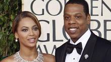 Beyonce and Jay-Z. (AP2009)