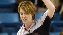 Stefanie Lawton of Saskatoon won the players curling championship final in Summerside, P.E.I. on Saturday.FILE PHOTO: michael burns (michael burns)