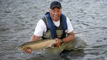 Bob Hooton was a steelhead biologist working for the British Columbia Ministry of Environment for 37-years until he retired. He was an uncompromising champion of the rights of fish. (Dana Atagi/Dana Atagi)