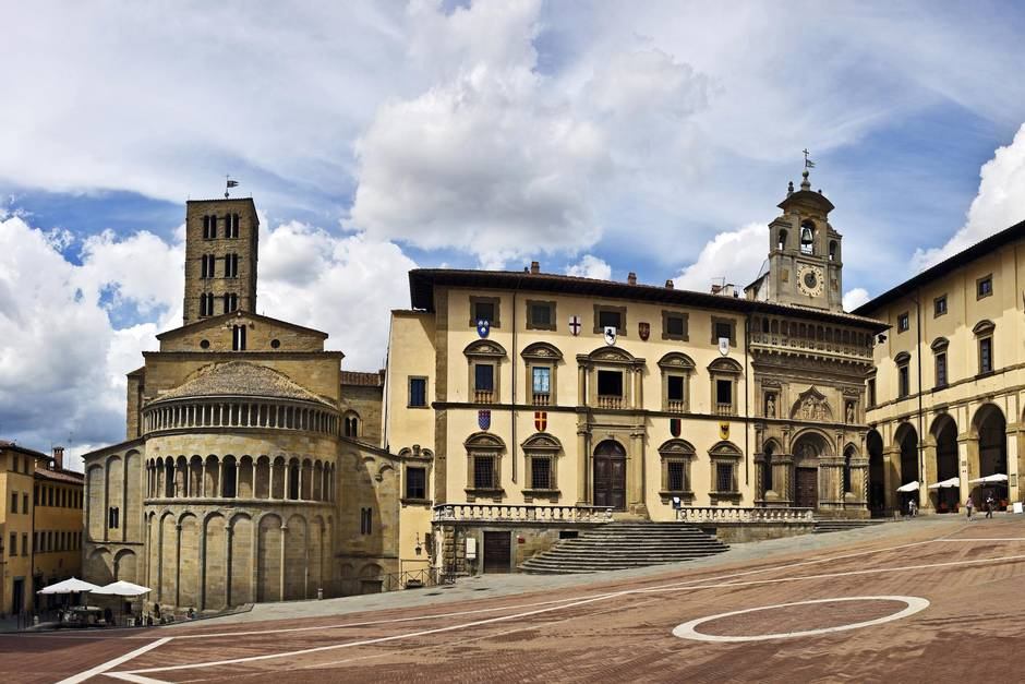 Life truly is beautiful in Tuscany's underappreciated Arezzo