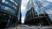 Scotia Waterous, part of Bank of Nova Scotia, says one-third of its deals are in Canada, with the rest split between the U.S. and the rest of the world. Here, the division's European headquarters in London. (Bank of Nova Scotia)