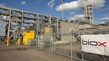 The Biox bio-diesel plant in Hamilton in this file picture from September, 2011. (Tim Fraser For The Globe and Mail)