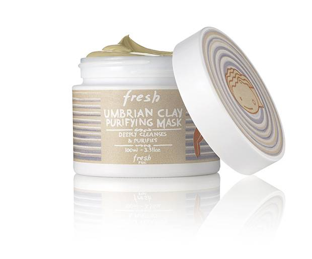 Fresh Limited Edition Umbrian Clay Purifying Mask, $75 at Sephora (www.sephora.com) and Nordstrom (www.nordstrom.com).