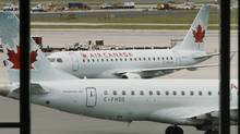 Air Canada's airport workers seek new mediator (MIKE CASSESE/REUTERS)