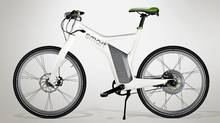 Daimler's Smart division, known for its two-seat vehicles, dwindling sales and heavy financial losses, is now in the electric bike business. (Mercedes-Benz/Mercedes-Benz)