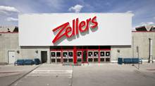 The Zellers at Chinook mall in Calgary, Alberta. (Chris Bolin/Chris Bolin for The Globe and Mail)