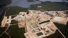 Cameco's Cigar Lake project in northern Saskatchewan. (Cameco)