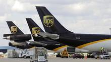 Employees own 23 per cent of United Parcel Service, which suggests their interests are aligned with those of investors. (John Sommers II/REUTERS)