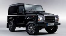 2013 Defender 90 Hard Top LXV Special Edition (Land Rover)